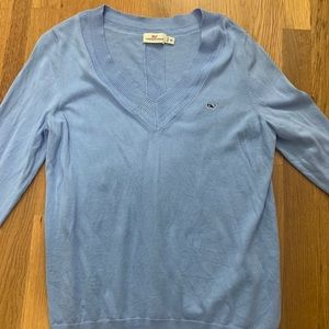 Vineyard Vines Blue Sweater